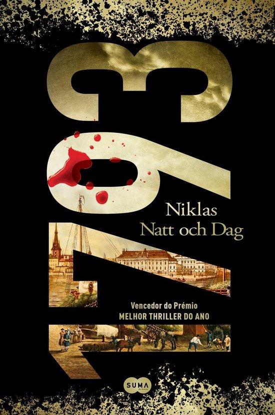 Boek cover 1793 van Niklas Natt Och Dag (Onbekend)