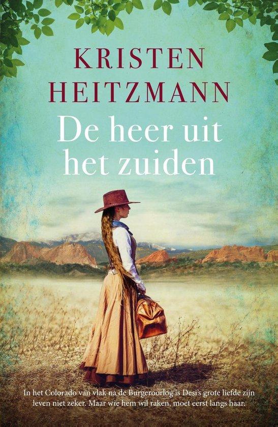 Boek cover Land van de gouden rivieren - De heer uit het zuiden van Kristen Heitzmann (Onbekend)
