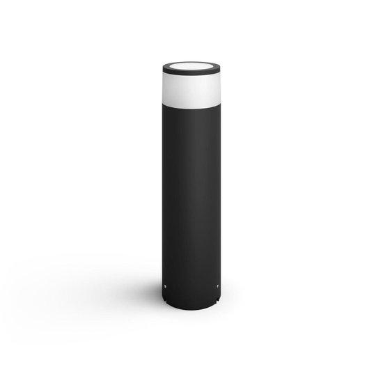 Philips Hue Calla sokkellamp starterspakket met adapter - White and Color Ambiance - hoog - 1 Lichtpunt