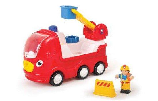 WOW Toys Ernie Fire Engine - Brandweerauto
