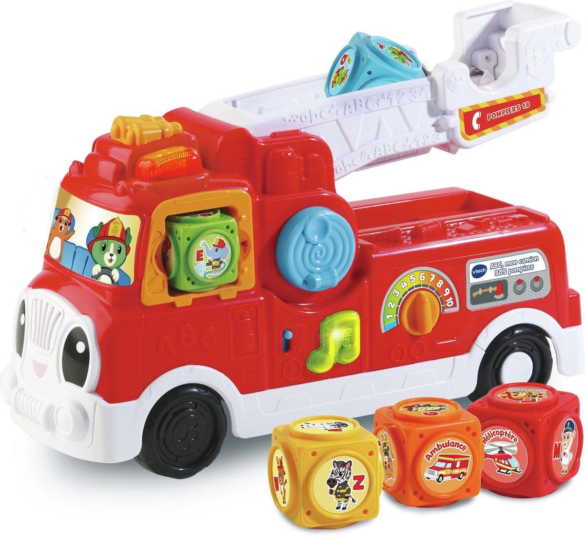 VTech ABC, mon camion SOS pompiers