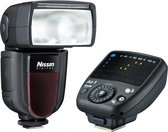 Nissin Digital Di700A + Commander Air 1 Slave-flits Zwart