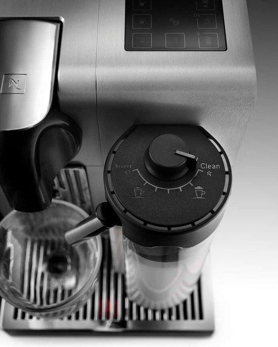 Nespresso De'Longhi Lattissima Pro EN750.MB - Koffiecupmachine - Brushed Aluminium