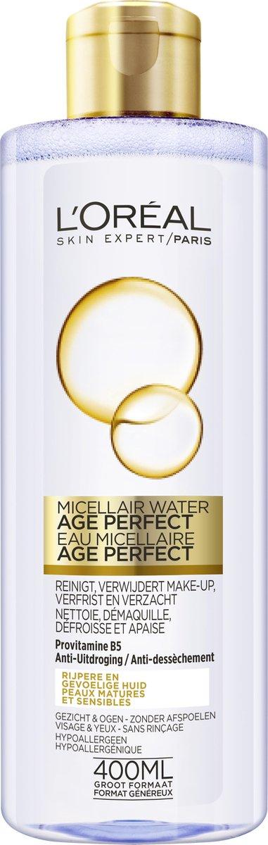L'Oréal Paris Age Perfect Micellar Water - 400 ml - L'Oréal Paris