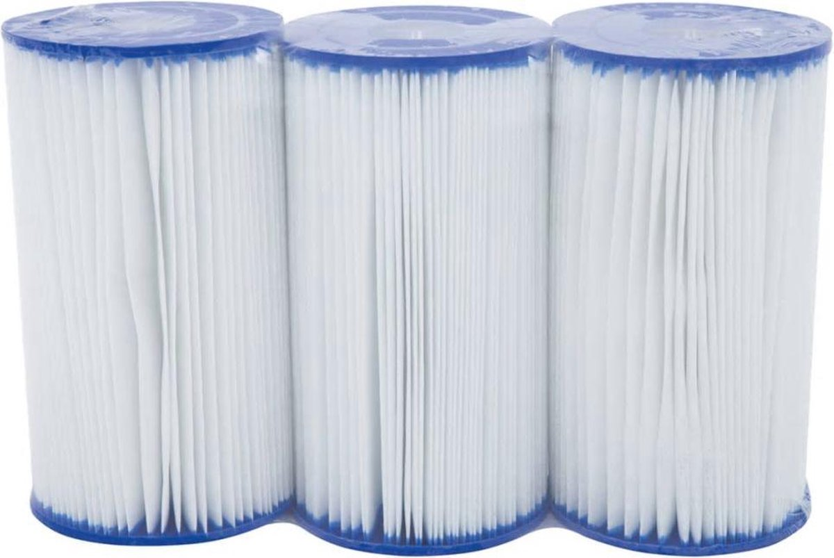 Bestway Cartridge filter type III 3 stuks - Cartridgefilter type 3 - Filter -