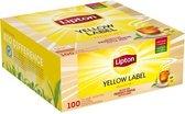 Thee Lipton FGS Yellow label/pk100