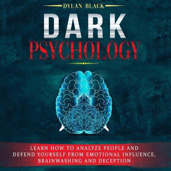 Boek cover Dark Psychology van Dylan Black (Onbekend)