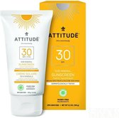 Ecologische zonnebrand voor volwassenen - Attitude