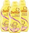 Zwitsal - Zeepvrij Schuimbad - 3 x 200ml - 3-Pack Voordeelverpakking