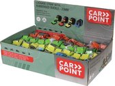 Carpoint Spanband met Rubber Gesp 2m x 25mm Full Color Display
