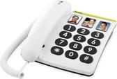 Doro PhoneEasy 331ph - Vaste telefoon - Wit