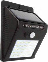 GoodRey wandlamp voor buiten - Automatische Solar LED -  30 LED - Sensor - Zonne-energie
