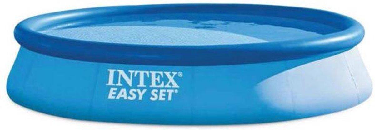 Intex easy set zwembad 396cm x 84cm