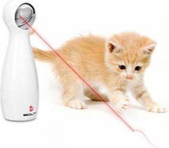 Interactief laserspeelgoed voor honden en katten: waarom hiervoor kiezen?