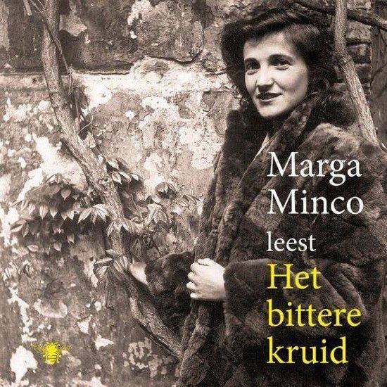 Boek cover Het bittere kruid van Marga Minco (Onbekend)