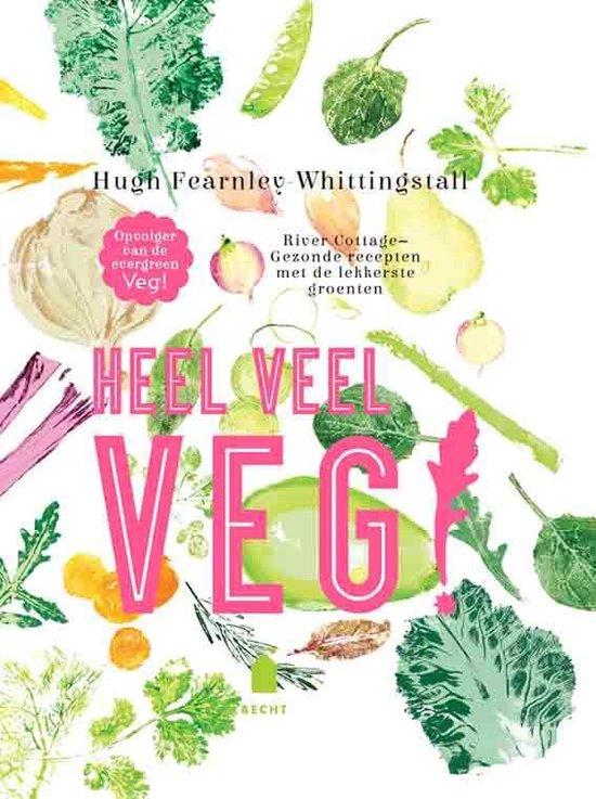 Boek cover Heel veel veg! van Hugh Fearnley-Whittingstall (Hardcover)
