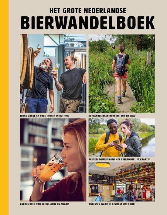 Boek cover Het grote Nederlandse Bierwandelboek van Guido Derksen (Paperback)