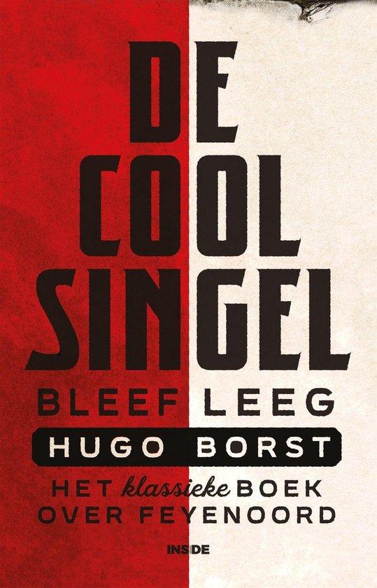Boek cover De Coolsingel bleef leeg van Hugo Borst (Onbekend)