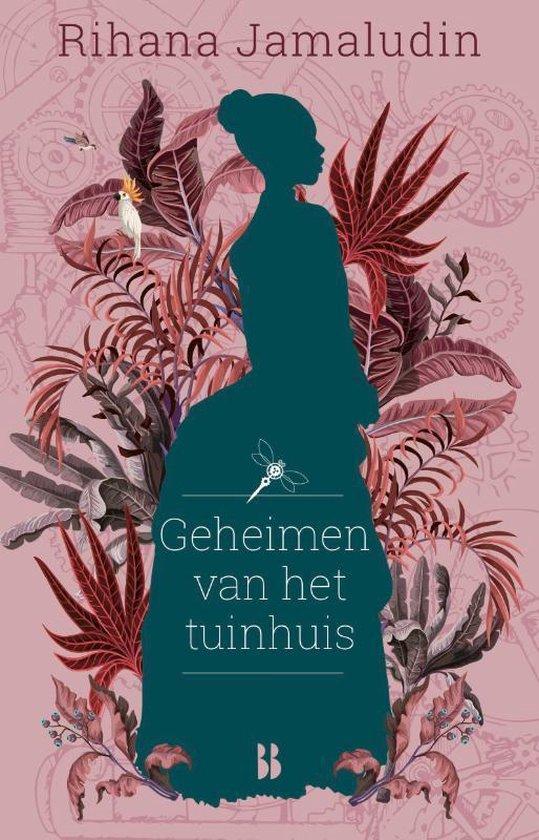 Boek cover Geheimen van het tuinhuis van Rihana Jamaludin (Paperback)