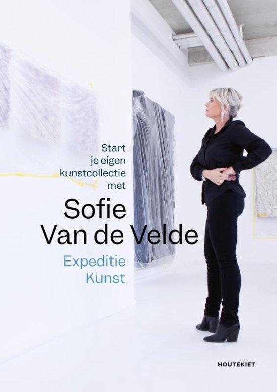 Boek cover Expeditie Kunst van Sofie van de Velde (Paperback)