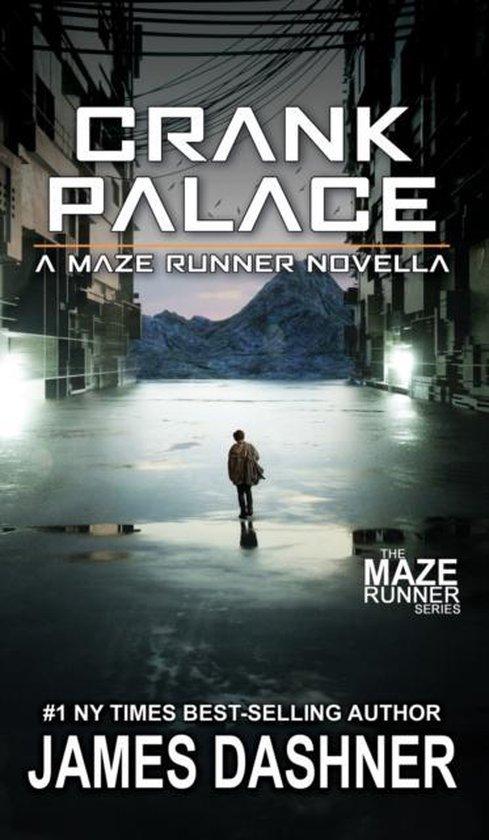 Boek cover Crank Palace van James Dashner (Hardcover)
