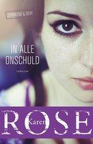 Boek cover In alle onschuld van Karen Rose (Onbekend)