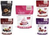 Sukrin | Suiker Vervang | Voordeelpakket | 5 x sukrin  | Snel afvallen zonder poespas!