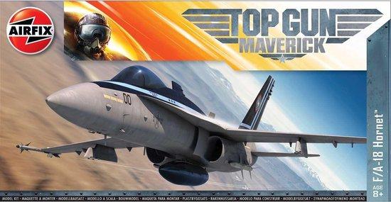 Airfix-top Gun Maverick's F-18 Hornet  (5/20) * (Af00504) - modelbouwsets, hobbybouwspeelgoed voor kinderen, modelverf en accessoires