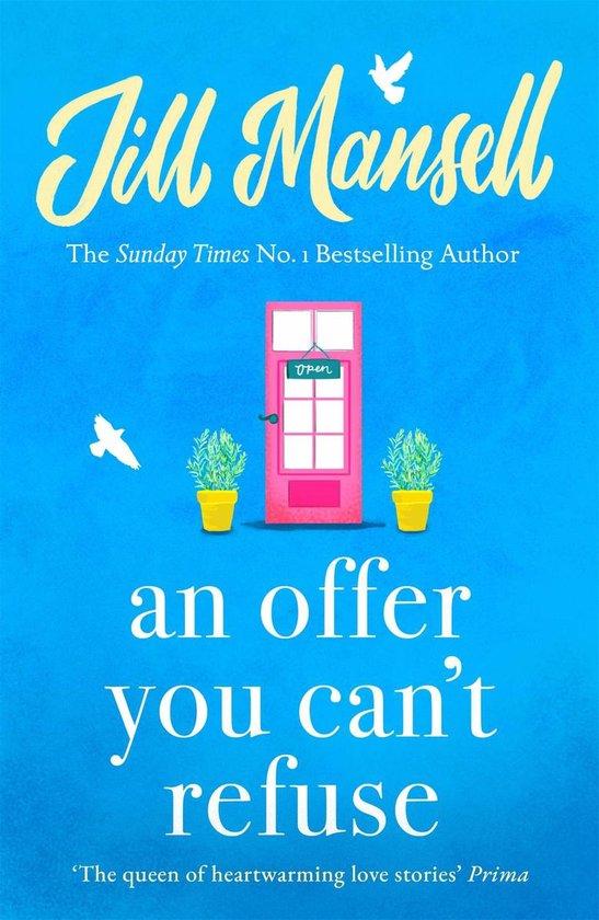 Boek cover An Offer You Cant Refuse van Jill Mansell (Onbekend)
