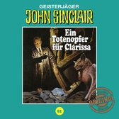 Omslag John Sinclair, Tonstudio Braun, Folge 82: Ein Totenopfer für Clarissa (Ungekürzt)
