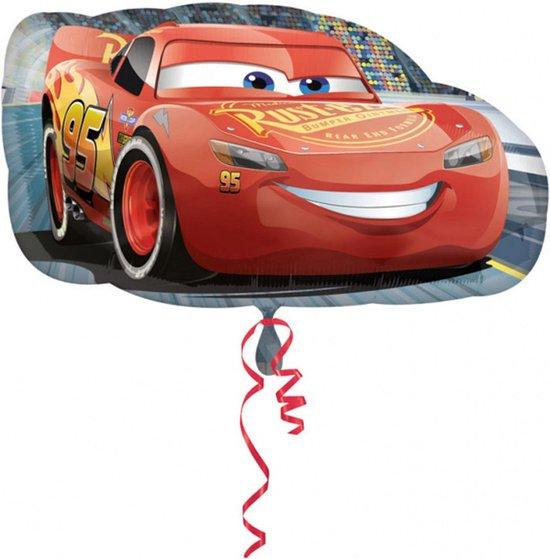 Cars Helium Ballon XL 76cm leeg