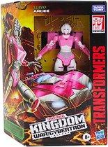 Transformers Generations War For Cybertron: Kingdom Deluxe Wfc-K17 Arcee - Actiefiguur