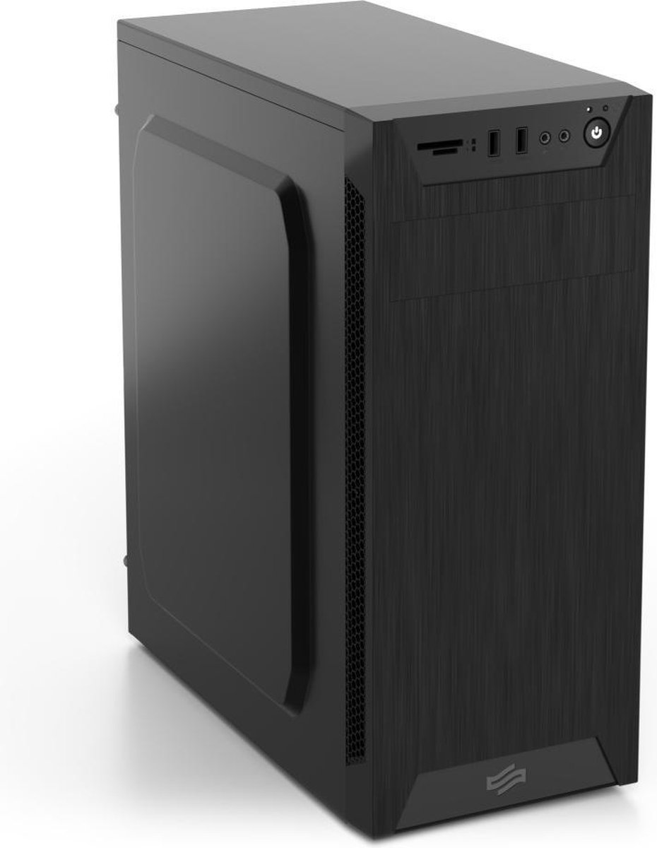 Tower – Intel Pentium G6405 Gold – 8GB – 1000GB SSD NVMe – Windows 10 Pro
