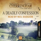 Omslag A Deadly Confession - Cherringham - A Cosy Crime Series: Mystery Shorts 10 (Unabridged)