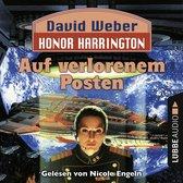Omslag Auf verlorenem Posten - Honor Harrington, Teil 1