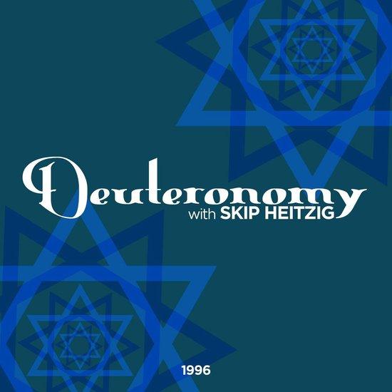 Boek cover 05 Deuteronomy - 1996 van Skip Heitzig (Onbekend)