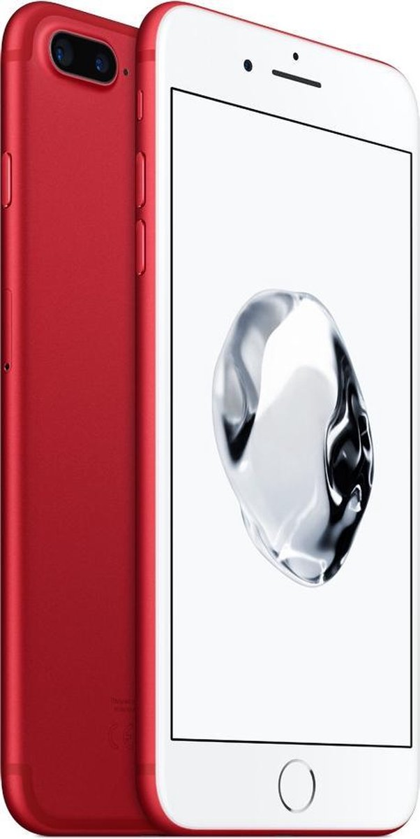 Apple iPhone 7 Plus - Alloccaz Refurbished - B grade (Licht gebruikt) - 128GB - Rood