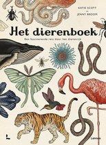 Boek cover Het dierenboek van Jenny Broom (Hardcover)