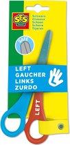 Ses Creative Kinderschaar Linkshandig 15 Cm Staal Zilver