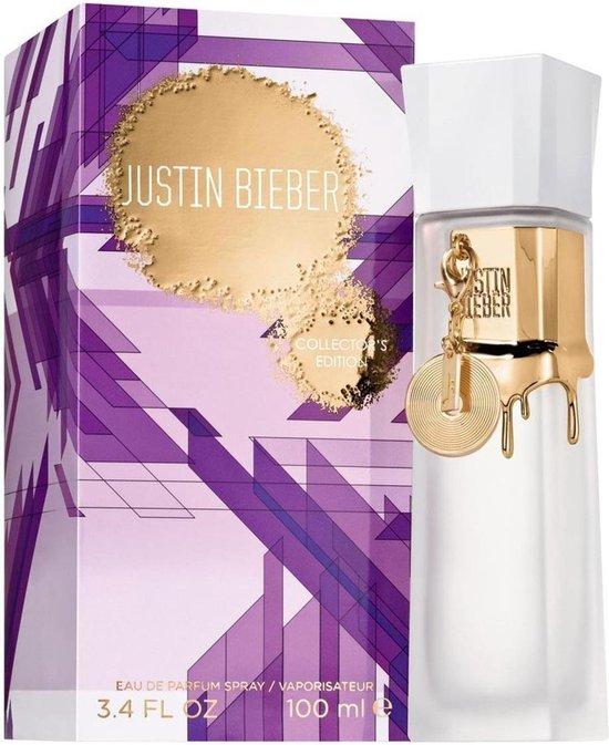 Justin Bieber Collectors Edition  - Eau De Parfum Spray Women