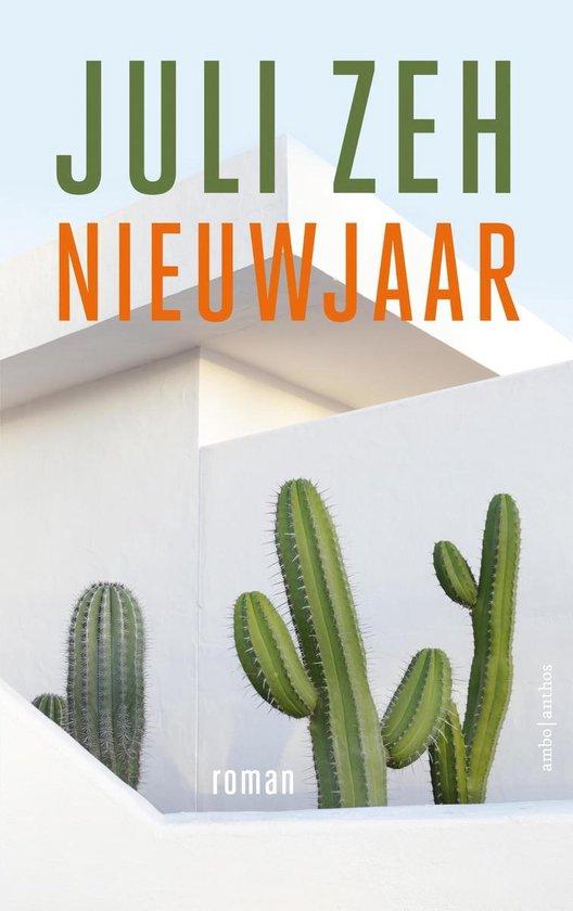 Boek cover Nieuwjaar van Juli Zeh (Onbekend)