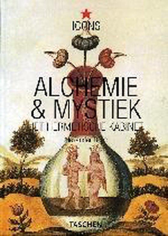 Boek cover Alchemie & Mystiek van Alexander Roob (Hardcover)