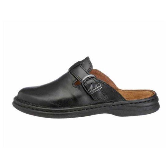 Heren schoenen   Seibel Heren Clogs Zwart Maat 44