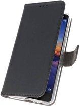 Wicked Narwal | Wallet Cases Hoesje voor Nokia 3.1 Zwart