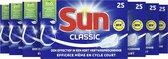 Bol.com-Sun Classic Vaatwastabletten - 7 x 25 tabletten - Voordeelverpakking-aanbieding