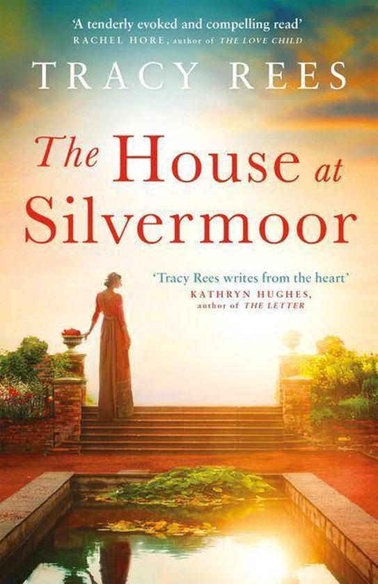 Boek cover The House at Silvermoor van Tracy Rees (Onbekend)