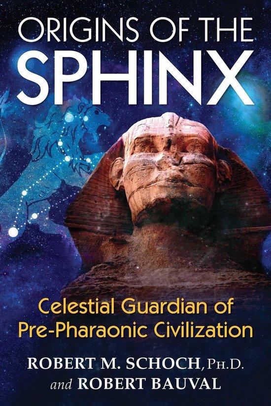 Boek cover Origins of the Sphinx van Robert M. Schoch (Paperback)