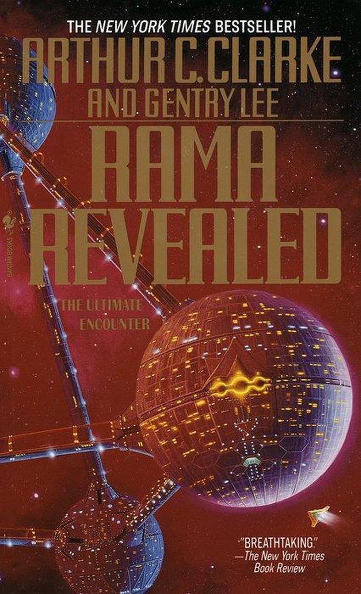 Rama Revealed - Arthur C. Clarke