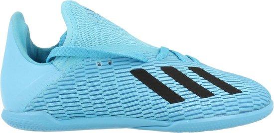 Adidas Voetbalschoen Indoor X 19.3 in Jr - Blauw | 33