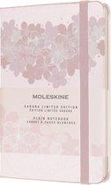 Moleskine Limited Edition Notitieboek Sakura Pocket (9x14 cm) Blanco Lichtroze